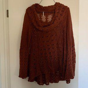 VGUC Free People Wool Sweater/Tunic